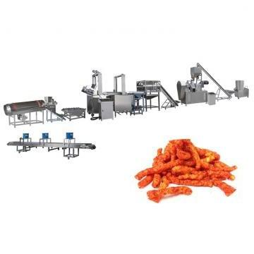 2019hot Sale Cheeto Kurkure Making Machine