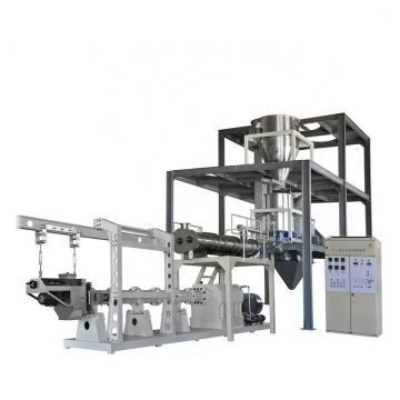 Automatic Soyabean Soy Nuggets Protein Processing Extruder Machine