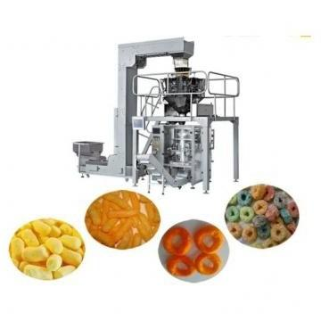 Automatic Corn Puff Snacks Maize Flakes Breakfast Cereals Cornflakes Cheese Ball Curls Kurkure Cheetos Making Processing Machine