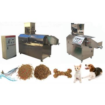 Animal Feed Pelletizer Double Screw Fish Food Extruder Machine