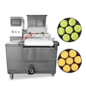 Popular Stainless Steel Cereal Bar Making Machine With CO