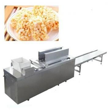 Cereal Bar Packaging Machine Servo Motor Packaging Machine for Cereal Bar