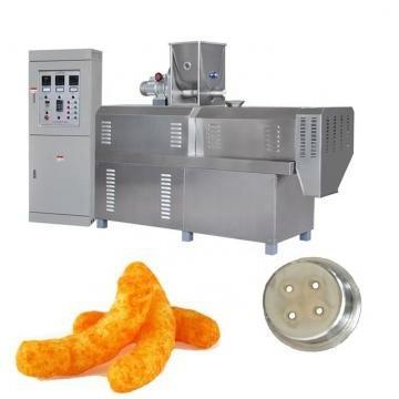 High Quality Pani Puri Snack Pellet Extrusion Food Machinery