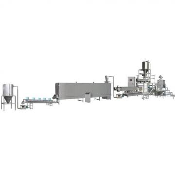Isolate Protein Machine Tvp Tsp Textured Soy Bean Protein Making Machine Equipment Soy Meat Extruding Machinery Tsp Tvp Production Machine