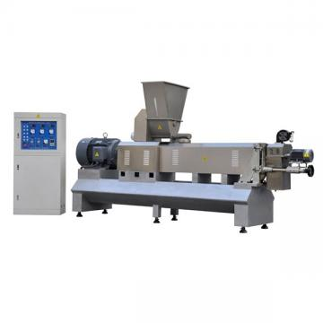 Twin Screw Corn Snacks Food Production Extruder