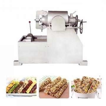 Ce Approved Cereal Bar Production Line with Packaging Machine