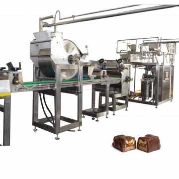 Cereals Bar Core Filling Snack Extruder Production Line
