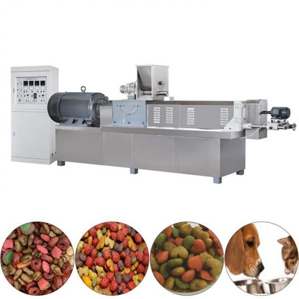 Floating Fish Feed Extruder Machine, Dry Dog Food Machine, Cat Food Machine