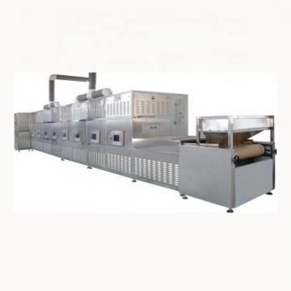 Large Industrial Continuous Microwave Belt Drying Machine