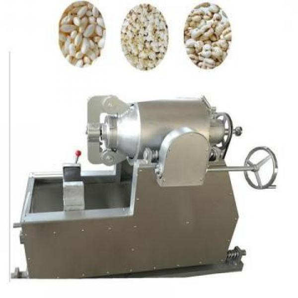 Corn Snack Application Core Filling Snack Food Processing Line/Corn Puffs Snacks Making Machinery