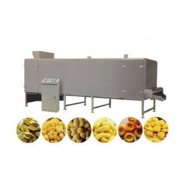 Cereal Bar Oatmeal Chocolate Automatic Flow Wrapping Machine