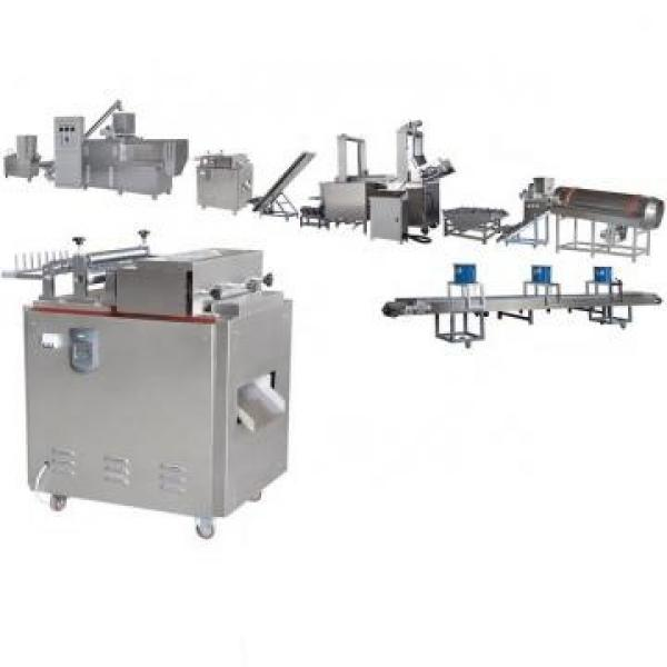 Popular Extrusion Puff Corn-Filling Making Machine From Jinan for Small Factory