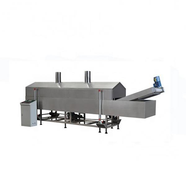 Ce Standard Full Automatic Corn Snacks Kurkure Processing Machinery