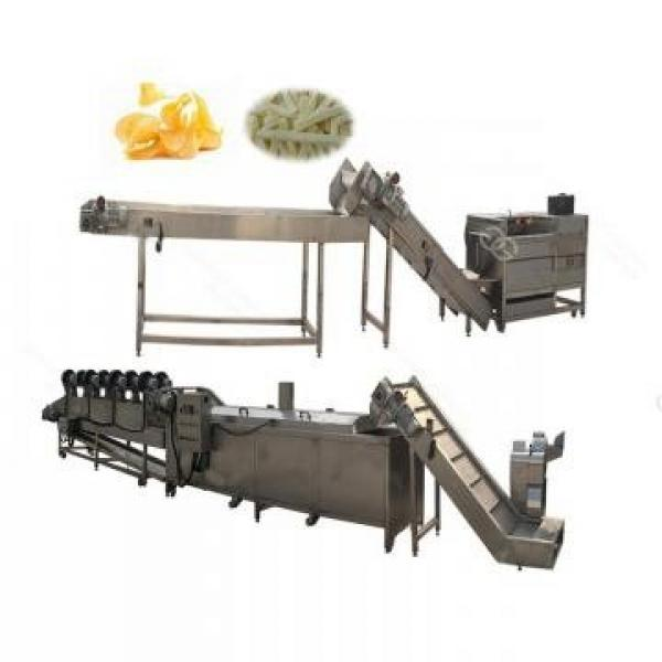 Fried Roasted Baked Kurkure Snack Extruder Corn Cheetos Chips Crunchy Nik Naks Snacks Making Machine Processing Machine Manufacturing Plant Equipment