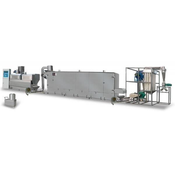 Instant Artificial Pre-Cooking Rice Fortified Nutritional Extrusion Processing Line Price