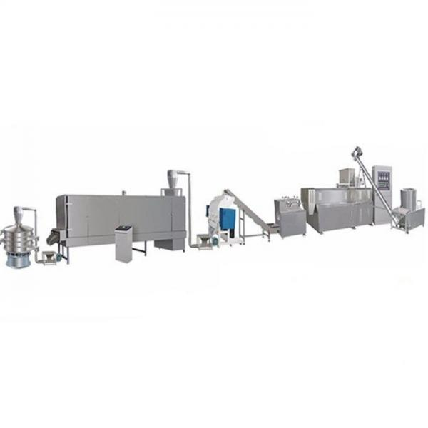 Automatic Nutritional Rice Extruder Machinery Artificial Rice Making Processing Line Instant Rice Eqyupment