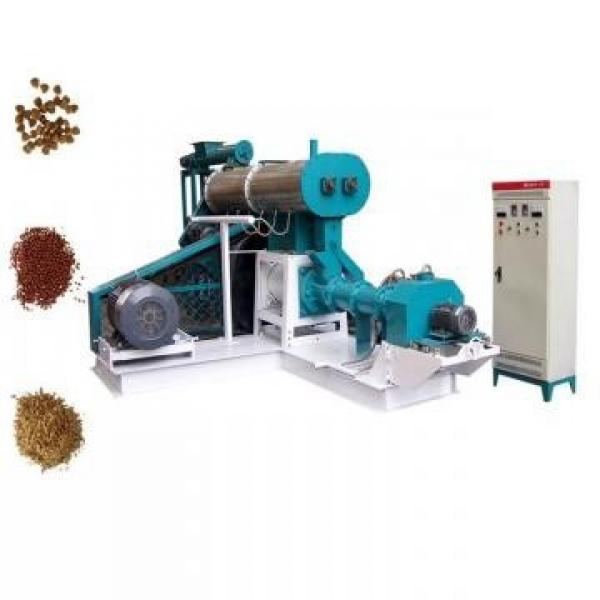 Small Extrusion Dry Pellet Lovely Dog Food Making Machine
