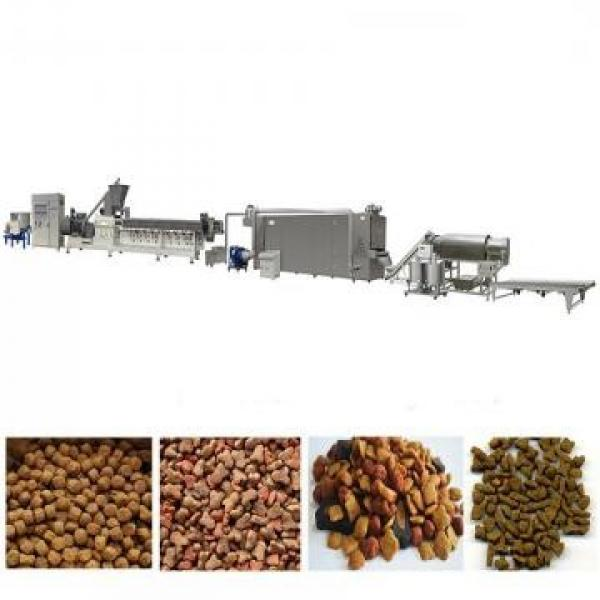 Animal Small Extrusion Fish Food Pet Dog Food/Hot Sale China Extruding Pellet Cat Dog Pet Food Making Machine