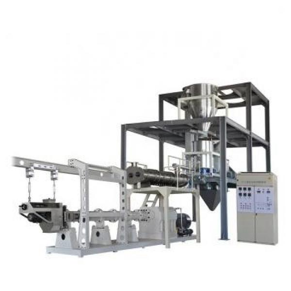 Textured Soya Protein Soy Chunks Making Manufacturing Machine