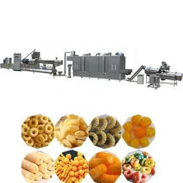 Popular Cheetos Corn Curls Puff Snack Making Machine