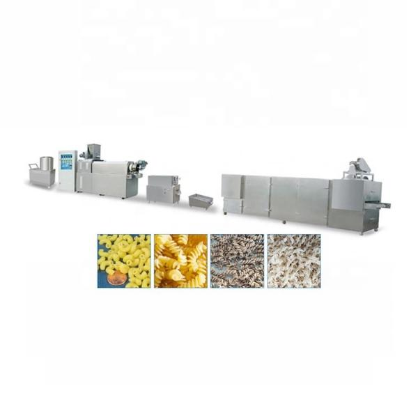Corn Puff Snack Extruder / Corn Puff Snack Machine / Corn Puff Making Machines