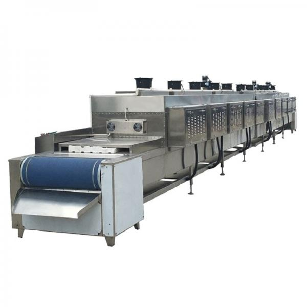 Microwave Drying Machine for Pet Food Fish Feeds