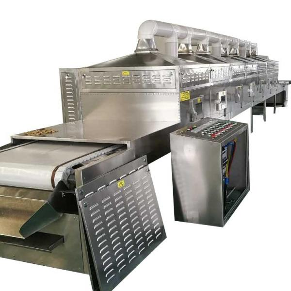 Full Automatic Commercial Oven Paper Dish Microwave Drying Machine