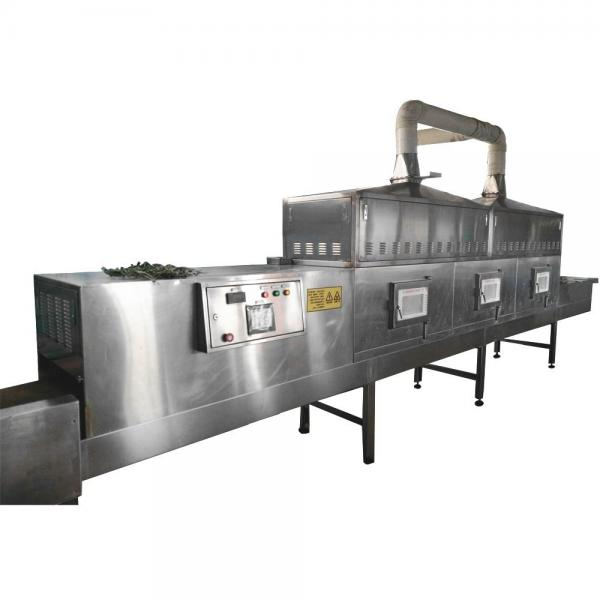 Industrial Tunnel Microwave Drying Machine