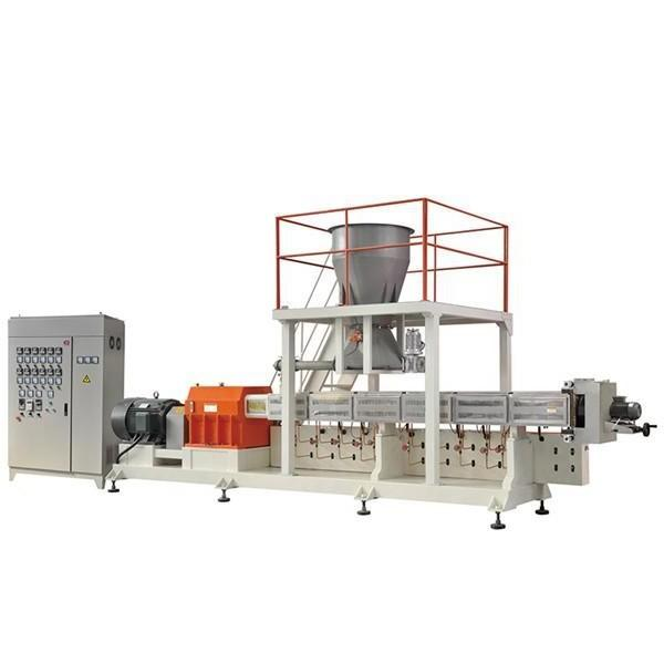 China Manufacture Factory Price Commercial Industrial Dog Food Extruder Machine