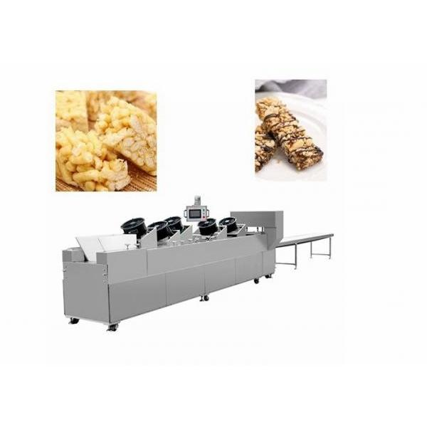 Hot Sale Electric Cereal Bar Packaging Machine