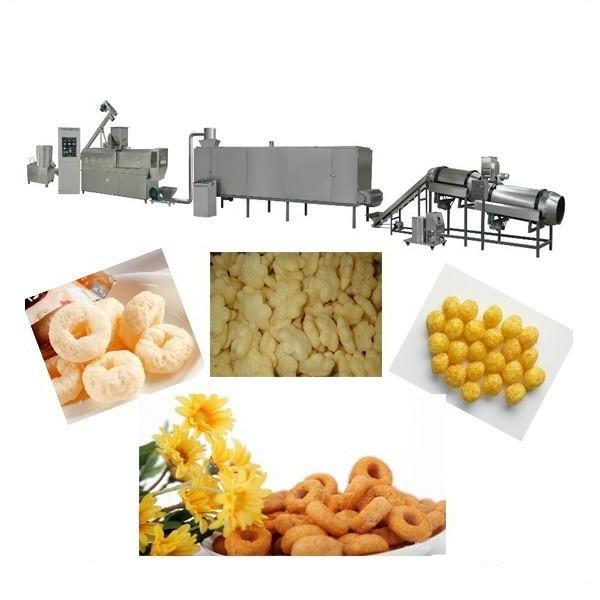 Snicker Cereal Bar Production Line Cereal Bar Machine