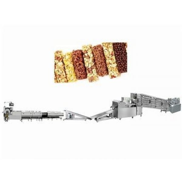 Automatic Horizontal Cereal Bar Flow Type Multi-Function Packing Equipment