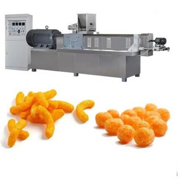 High Output Breakfast Creal Snack Oats Nestle Coco Balls Corn Maize Flakes Making Machine