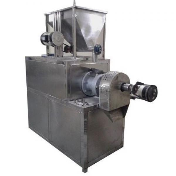 Industrial New Condition Fully Automatic Corn Cheese Ball Extruder Snacks Food Maize Curls Puffs Making Machine