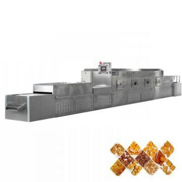 Agricultural Industrial Tunnel Continuous Microwave Drying Machine
