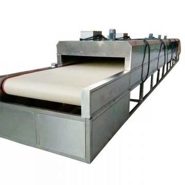 High-Efficiency Cardboard and Paper Microwave Drying Machine