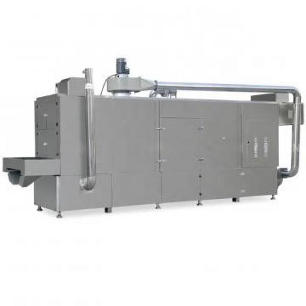 Microwave Vacuum Drying/Dryer/Drier/Puffing Machinery for Slices