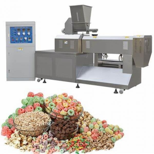 High Capacity Puffing Extrusion Corn Snack Food Machinery