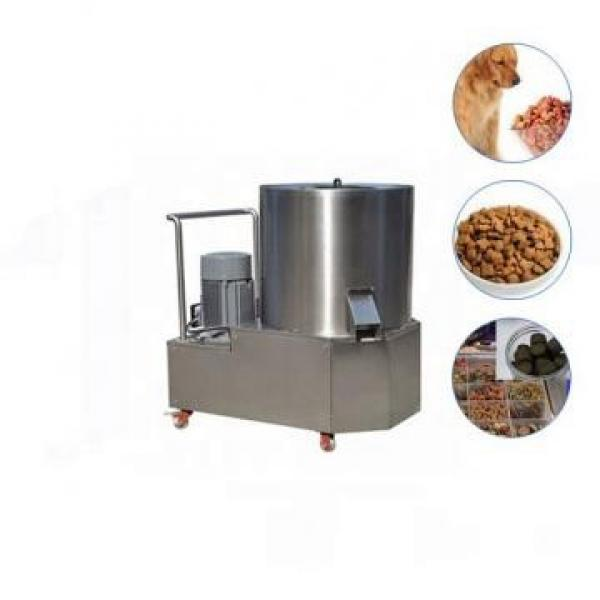Machines for Animal Pet Dog Cat Food Snacks Biuscuit Dryer Flavoring