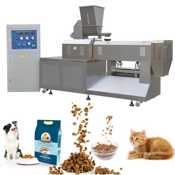 Automatic Sachet Pet Cat Dog Food Packaging Machine
