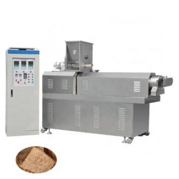 Textured Soy Protein Vegetarian Meat Making Machine