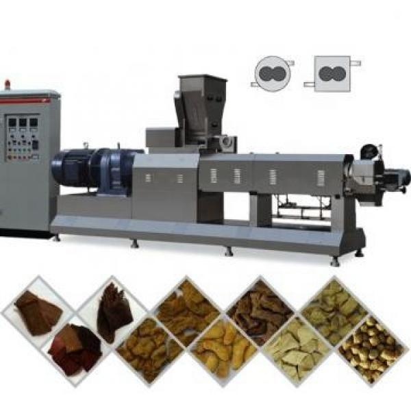 New Technical Automatic Tvp Textured Soy Protein Making Machine