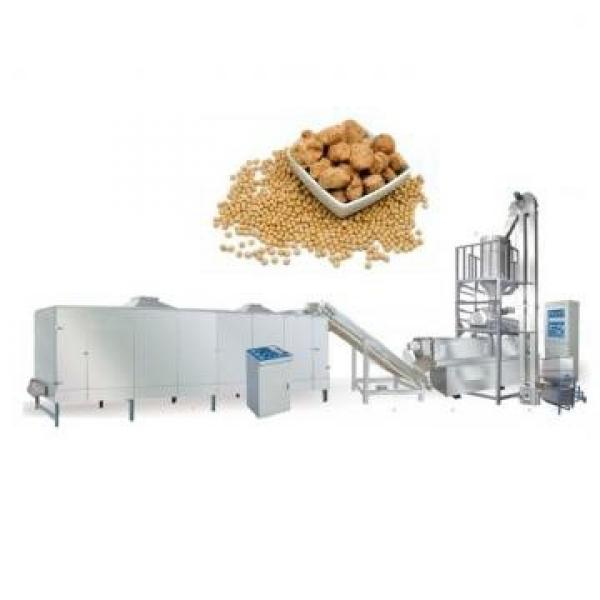 Hihgh Quality Automatic Concentrated Textured Soy Protein Machine