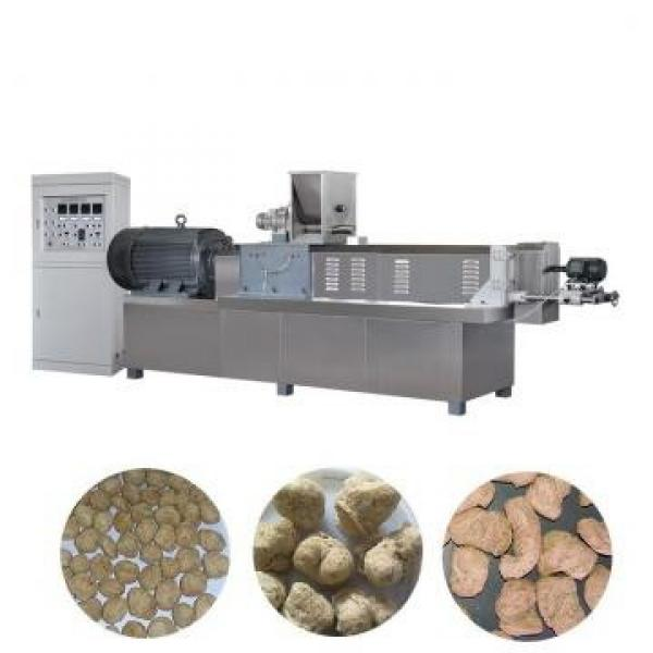 Concentrated Textured Chunks Soy Protein Machine