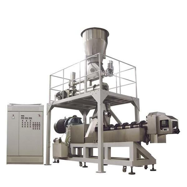 Automatic Multifunctional Extruder Machine of Textured Soy Protein
