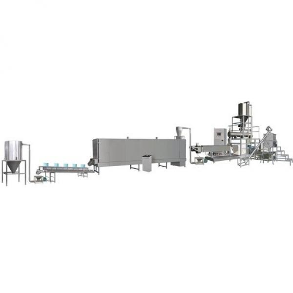Soybean Made Soy Protein Isolate Machines 90%