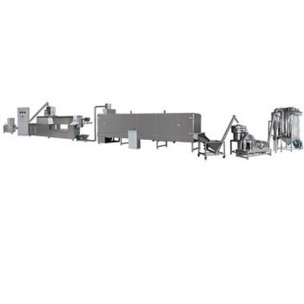 Cone Shape Fried Corn Bugles Chips Snacks Food Production Line