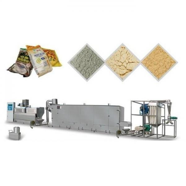 Sweet Cheese Ball Corn Puff Sticks Snacks Food Making Exruder Machine Production Line