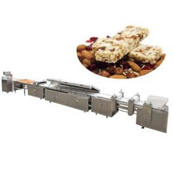 Energy Bar Making Machine Cereal Bar Production Line