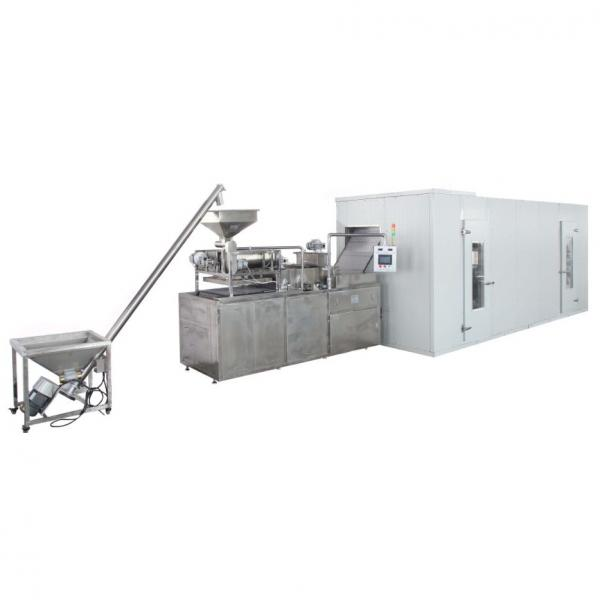 Chocolate Coated Cereal Muesli Candy Bar Production Line